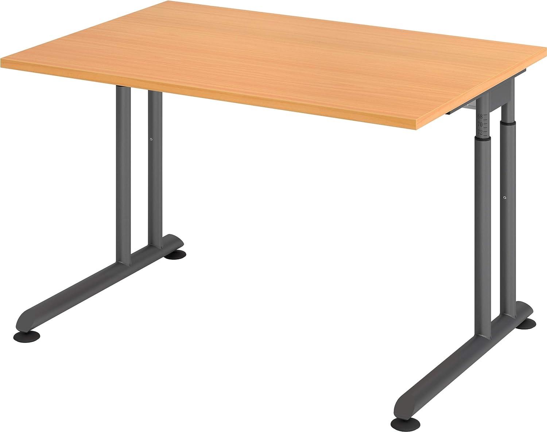 Schreibtisch 120x80 von Wini Buche