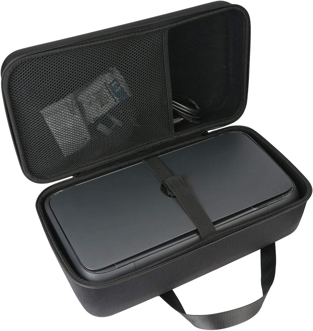 khanka Hard Travel Case Replacement for HP OfficeJet 250 All-in-One Portable Printer