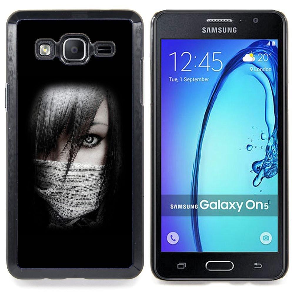 For Samsung Galaxy On5 O5 , S-type Chica Sexy Ninja