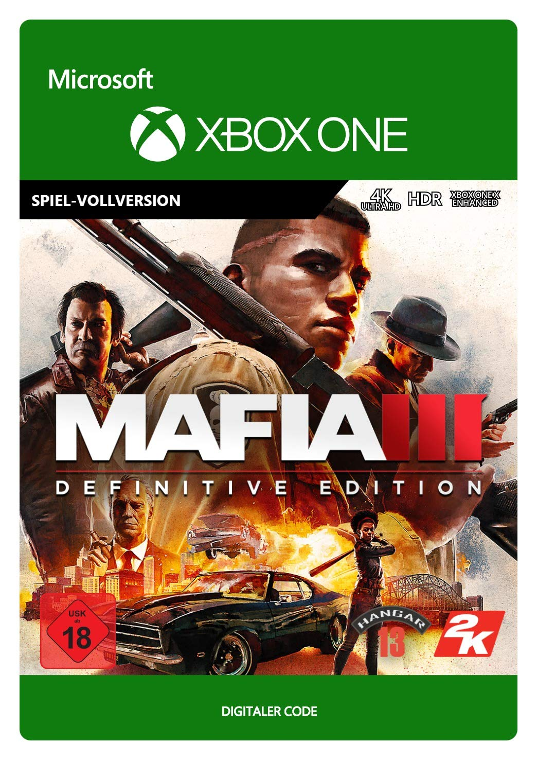 Mafia Iii Definitive Edition Xbox One Download Code Games
