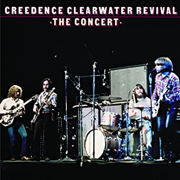 Image result for creedence clearwater the concert