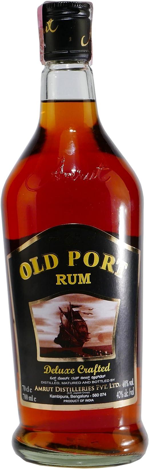 Rum Old Port: Amazon.es: Alimentación y bebidas