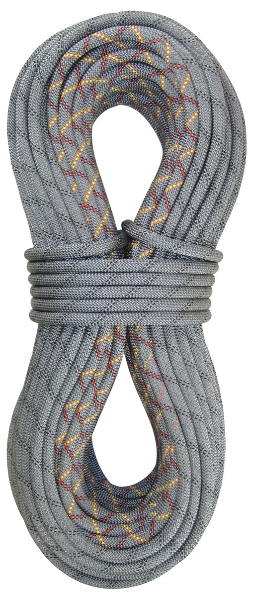 Sterling Rope Evolution Velocity Dry Rope (Silver Bicolor, 9.8 x 70M)