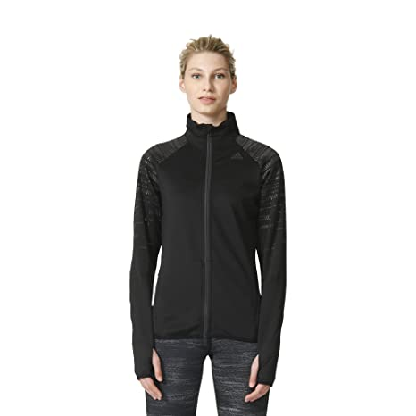 2f28fbdb9546dd adidas Performance Women s Track Jacket  Amazon.co.uk  Sports   Outdoors