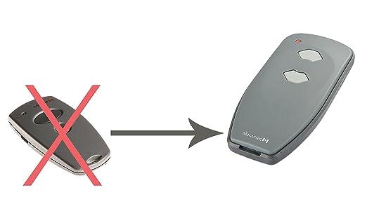 Garage Afstandsbediening Kopieren : Marantec digital 382 mini handsender 868 mhz *: amazon.de: elektronik