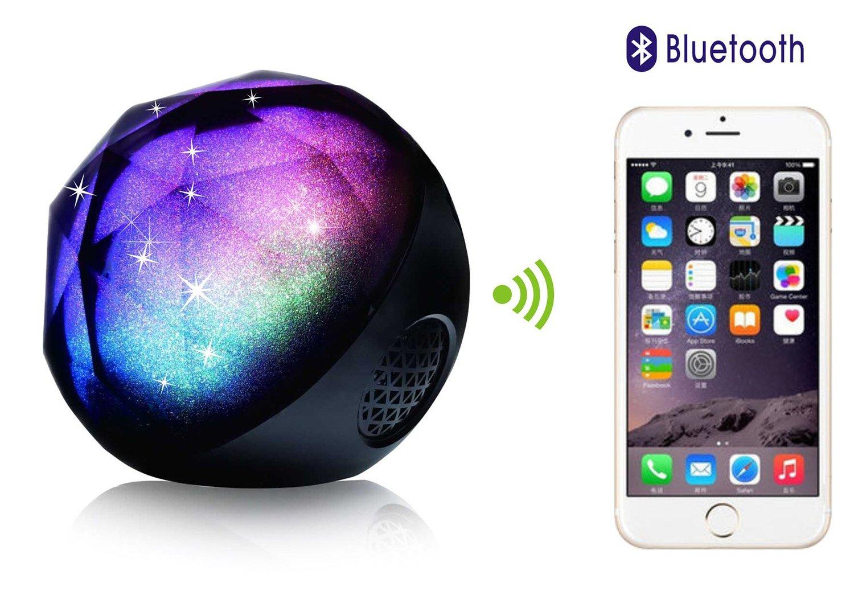 Veemoo Drahtloser Bluetooth Lautsprecher Tragbar Stereo Farbe ...