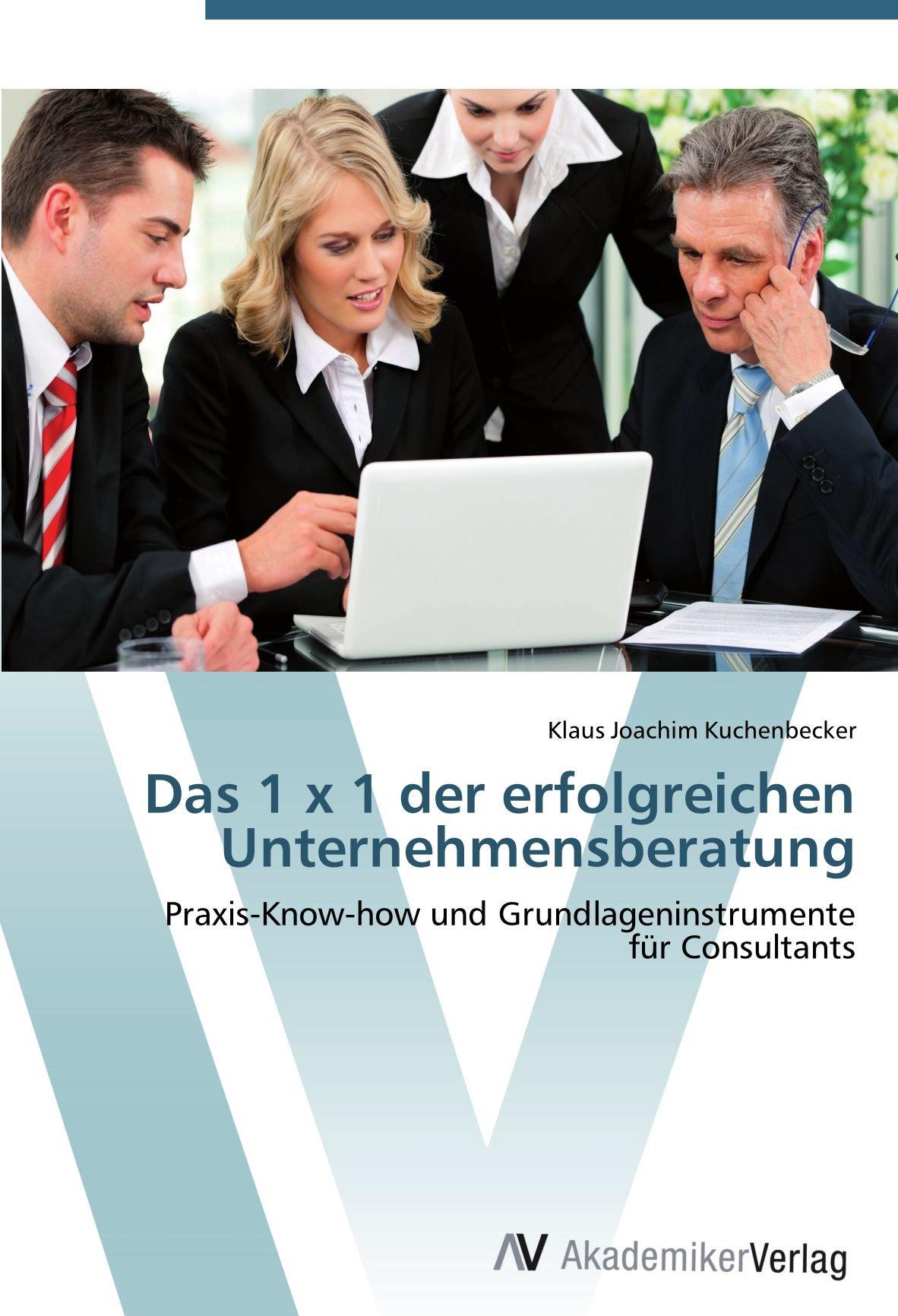 das-1-x-1-der-erfolgreichen-unternehmensberatung-praxis-know-how-und-grundlageninstrumente-fr-consultants