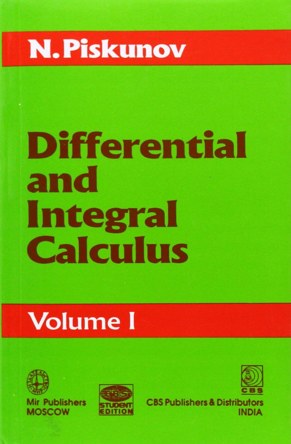 piskunov calculus