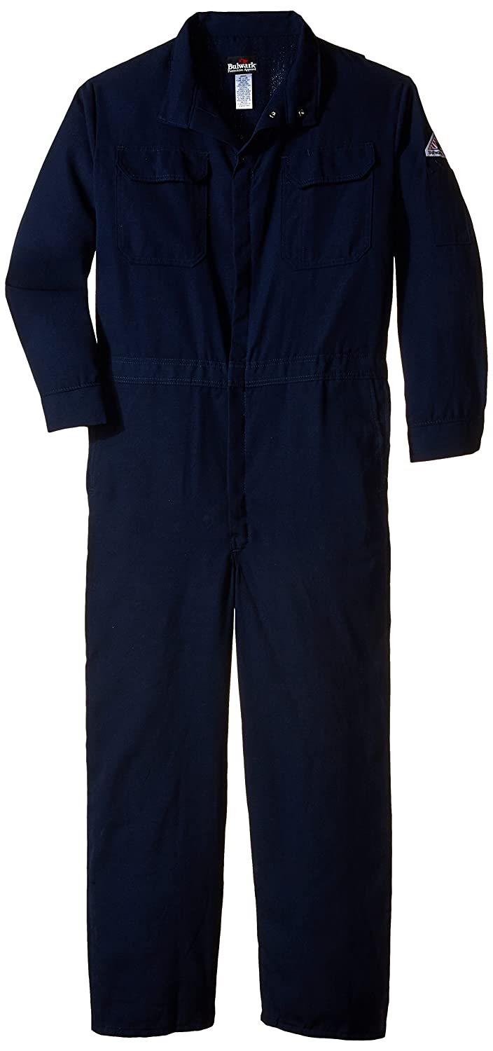 8a85d8608147 Amazon.com  Bulwark Men s Flame Resistant 4.5 oz Nomex IIIA Premium  Coverall  Clothing