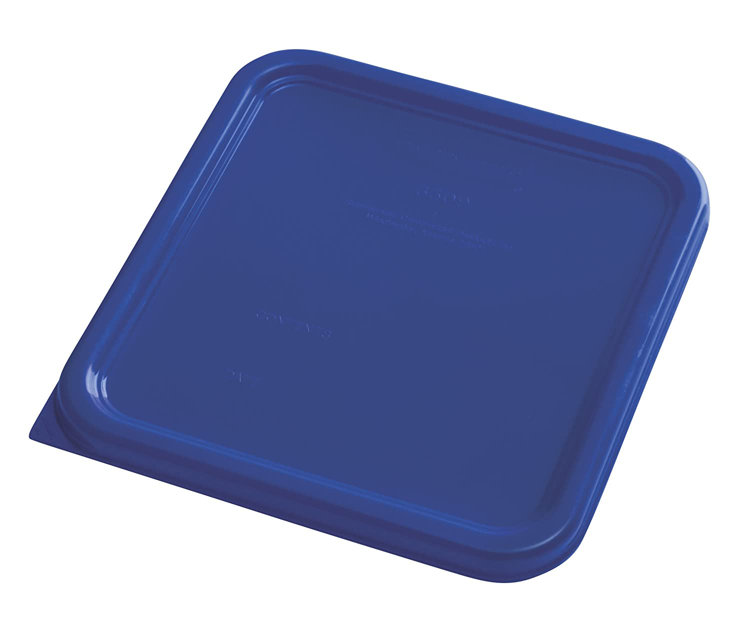 Rubbermaid Commercial Products 1980250 Square Plastic Food Storage Container