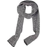 3f504eb35a88 DaoRier écharpe Femme Elégant Etoles Écharpe comme Accessoire Parfait pour  l automne et l