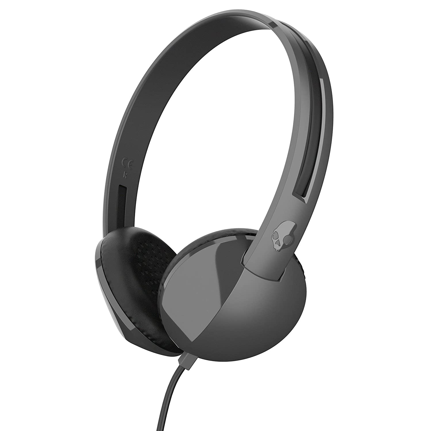 Renewed  Skullcandy S5LHZ J576 Anti Stereo Headphones Charcoal Black