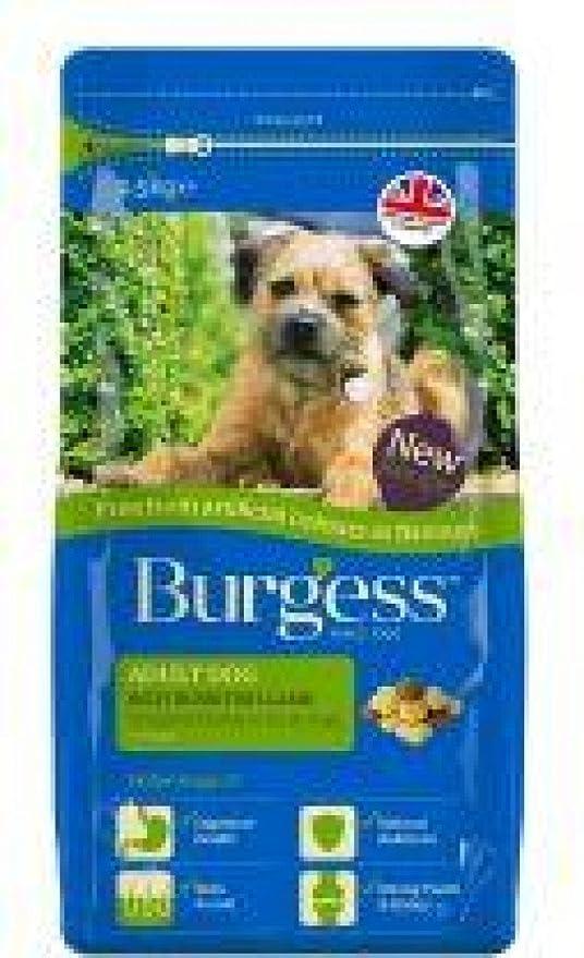 BURGESS Lamba Libre Perro seco 2,5 kg: Amazon.es: Productos ...