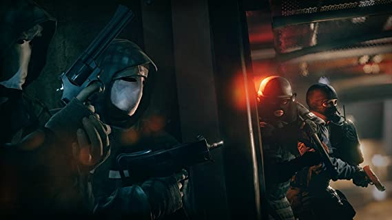 Tom Clancy's Rainbow Six Siege (PS4): Sony PlayStation 4: Computer