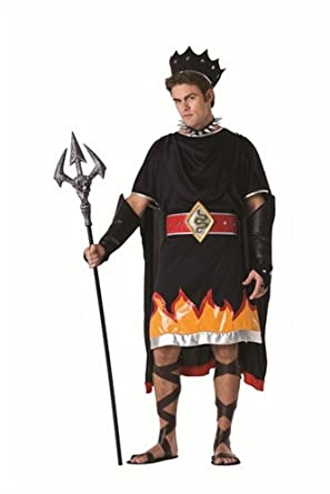 Hades Gods Mens Costume  sc 1 st  Amazon.com & Amazon.com: Hades Gods Mens Costume: Clothing