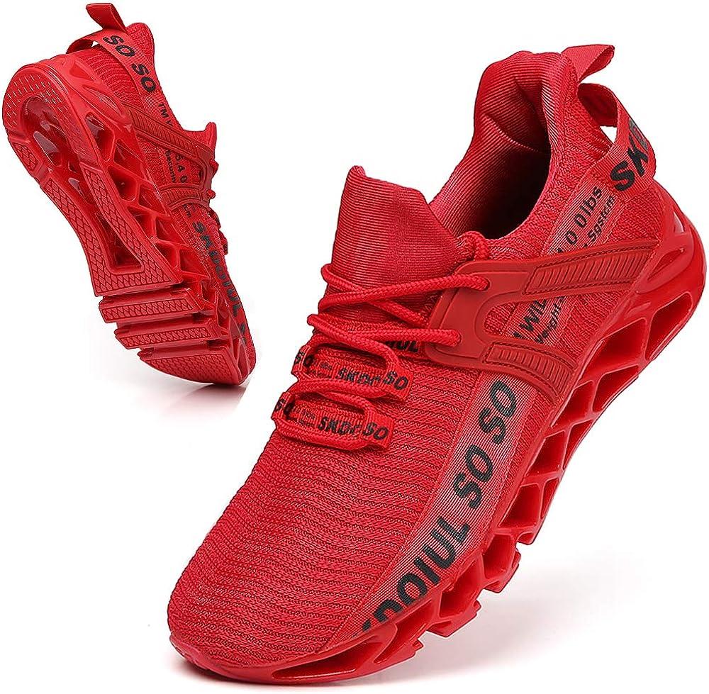 SKDOIUL Sport Running Shoes for Mens