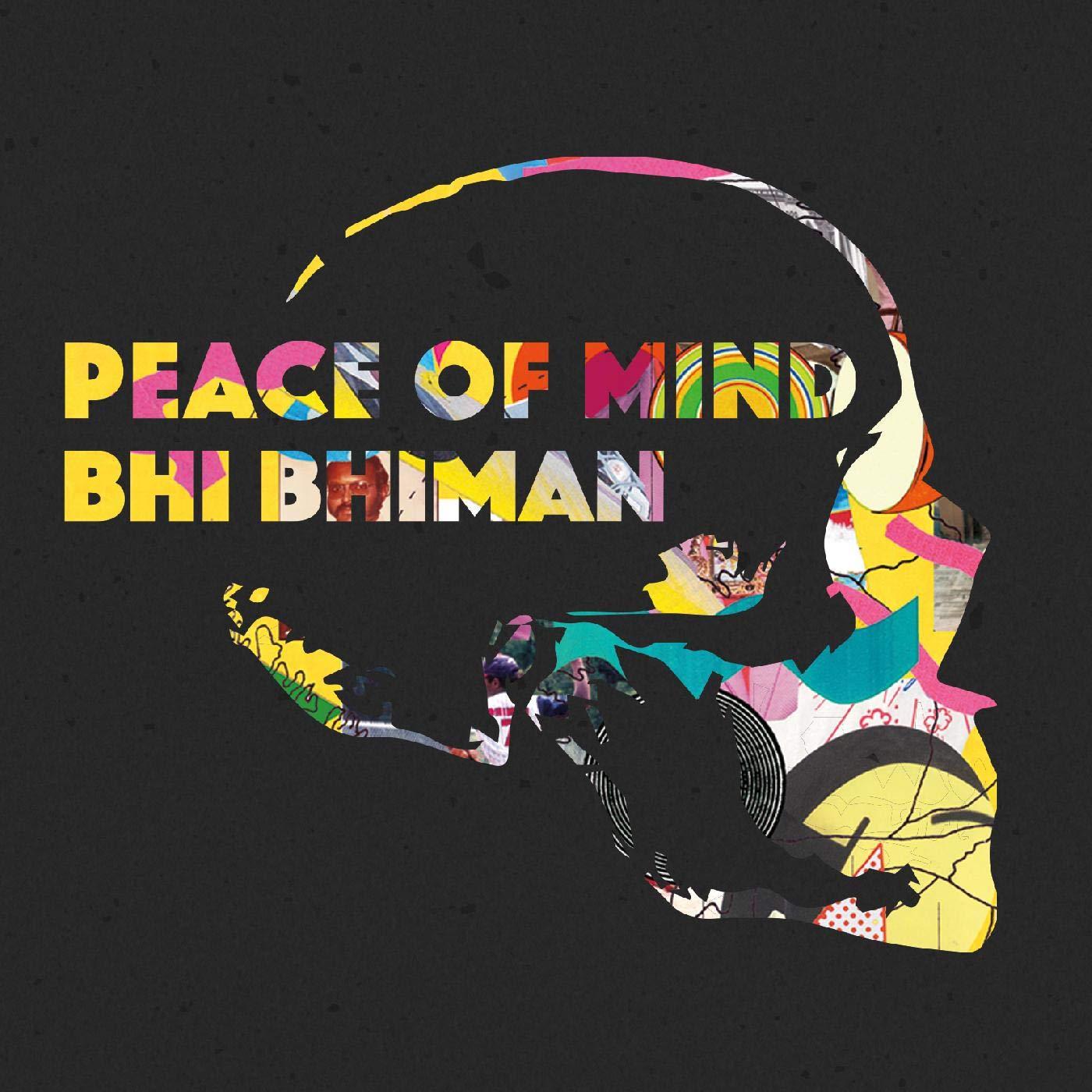 Vinilo : Bhi Bhiman - Peace Of Mind (LP Vinyl)
