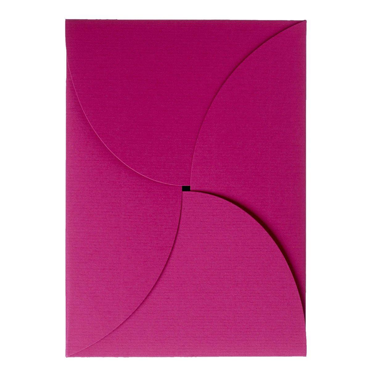 Rössler Papier - - P.S. Karte, Twist Twist Twist B6, Amarena gerippt, 220 g m² - Liefermenge  25 Stück B07CX57DF1 | Elegant Und Würdevoll  122540