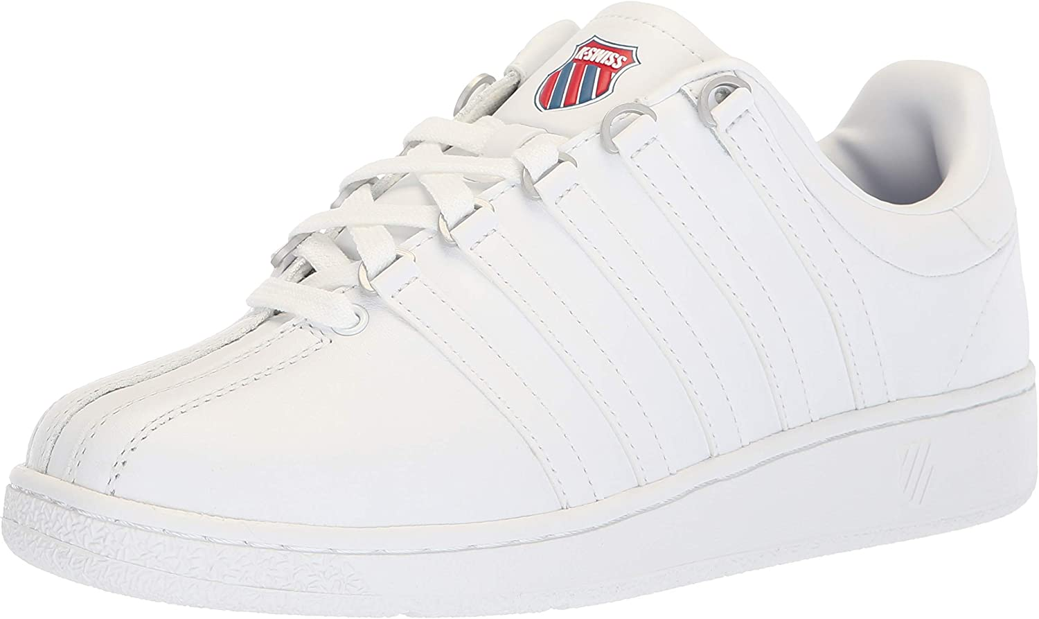 Retro Sneakers, Vintage Tennis Shoes K-Swiss Mens Classic Vn Heritage Sneaker $39.99 AT vintagedancer.com