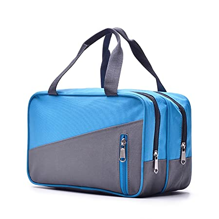 469b756f973d Waterproof Wet And Dry Separation Gym Bag Swimming Beach Handbags Drifting  Fitness Climbing Outdoor Sports  Amazon.co.uk  Kitchen   Home