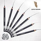 Chambor Velvette Touch Lip Liner Pencil, Shade-13