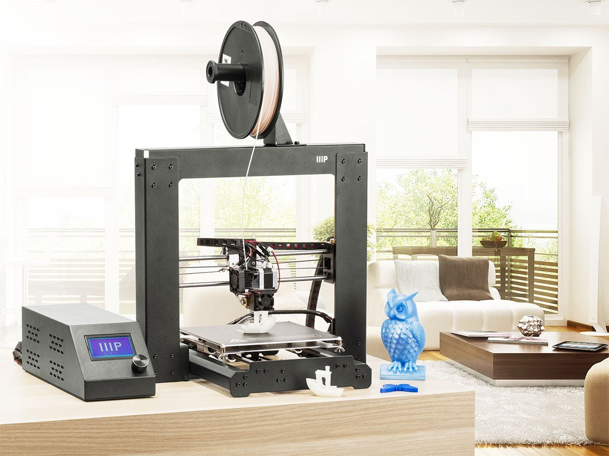 Monoprice Maker Select 3D Printer Black Friday Deal