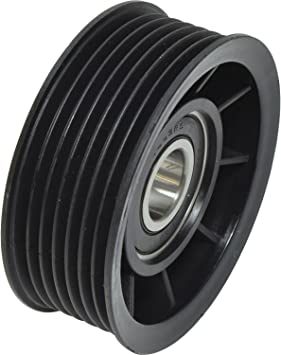 Universal Air Conditioner IP 1059C Drive Belt Idler Pulley