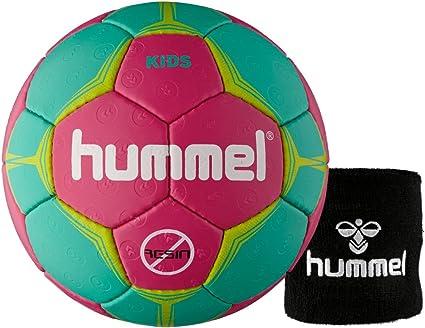 Hummel balón de balonmano para niños kids 91792 (colour verde ...
