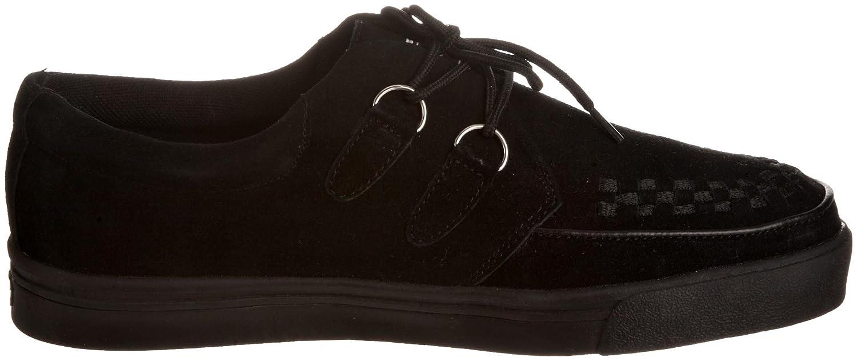 T.U.K. Unisex Creeper Sneaker B000VZRF1Q M|Black Men's 12 M/Women's 14 M|Black B000VZRF1Q 9333f9