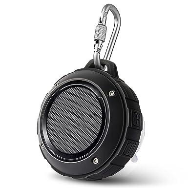 Review Outdoor Waterproof Bluetooth Speaker,Kunodi