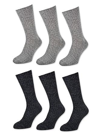 Herren Socken Wolle Übergröße 47//50