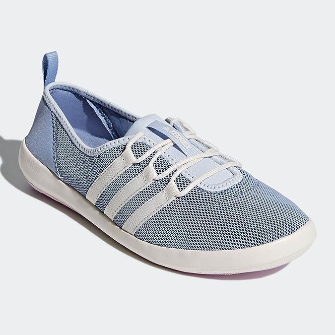 sneakers for cheap a8d7d 91a23 adidas Damen Terrex Climacool Boat Sleek Traillaufschuhe, Blau  ChabluCwhiteAerpnk, 44 EU Amazon.de Schuhe  Handtaschen