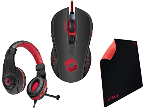 Speedlink Gaming set Power Pack Advanced 3 in 1 (mouse cd1eb9302405