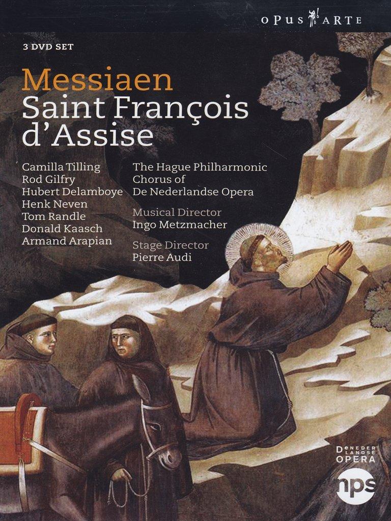 Saint Francois d'Assise [DVD Video]