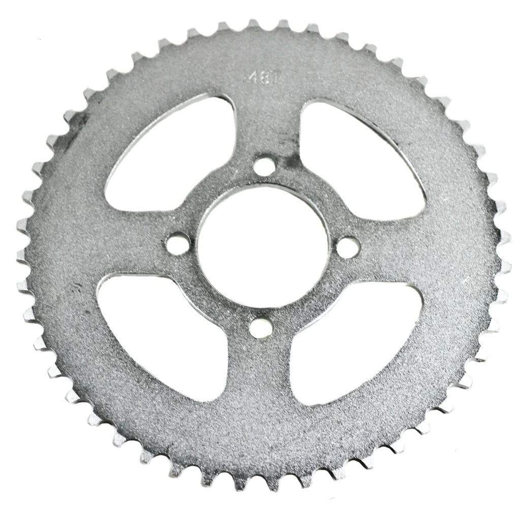 ATV Dirt Bike Go-Kart Quad by VMC CHINESE PARTS 52mm Center Hole 420-48 Tooth Rear Sprocket