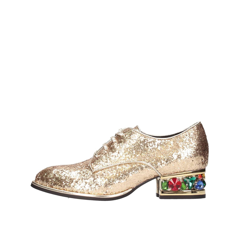 Jeffrey Campbell JCS9069C319GLI-GLD French Shoes Mujer 40 EU|Oro