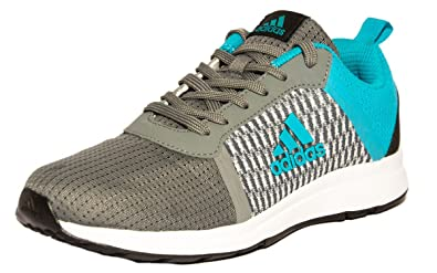 le donne erdiga scarpe adidas (13 uk / india, grigio / blu