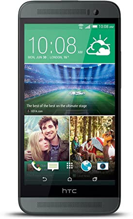 HTC One (E8) 16GB 4G Gris - Smartphone (12,7 cm (5