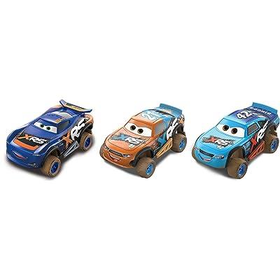 Disney Pixar Cars XRS Mud Racing 3-Pack: Toys & Games