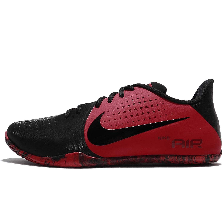 NIKE Men's Air Behold Low Basketball Shoe B06VVPV9H2 10.5 D(M) US|University Red/Black