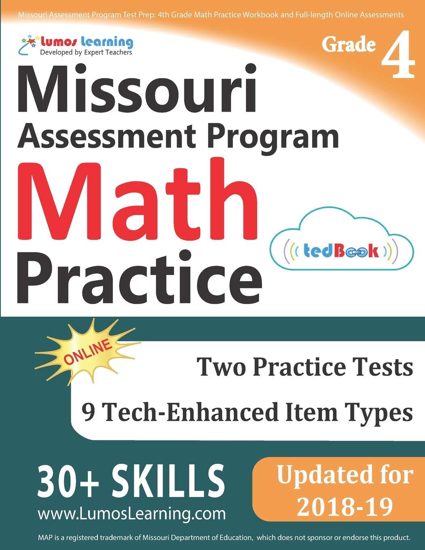 Missouri Assessment Program Test Prep: 4th Grade Math ...