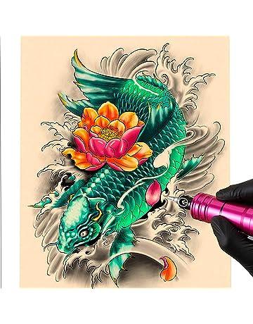 Amazon.es: Tatuajes temporales - Cuerpo: Belleza