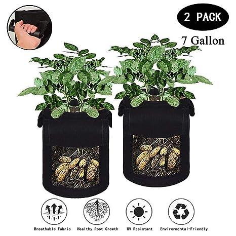 El más nuevo diseño de la manija Paquete de 2 bolsas de ...