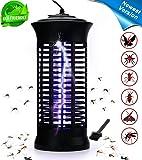 Bug Zapper Insect Killer Fly Trap - Indoor & Outdoor - Mosquito Trap Insect Zapper - Fly Zapper Mosquito Killer Safe…