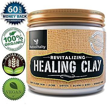 Amazon.com: # 1 más eficaz Revitalizador arcilla de curación ...