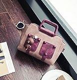 Basilion Color Daily Travel Party Handbag Casual