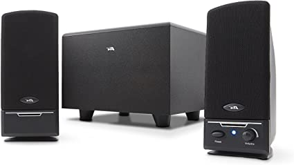 CA-3001 Cyber Acoustics powered Speakers System