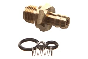 REPLACEMENTKITS.COM Pressure Washer Chemical Soap Injector Kit fits Briggs & Stratton Replaces 190593GS 190635GS & 203640GS