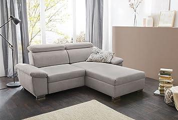 lifestyle4living Funktionssofa, Kuschelsofa, Sofa, Couch, Ottomane ...