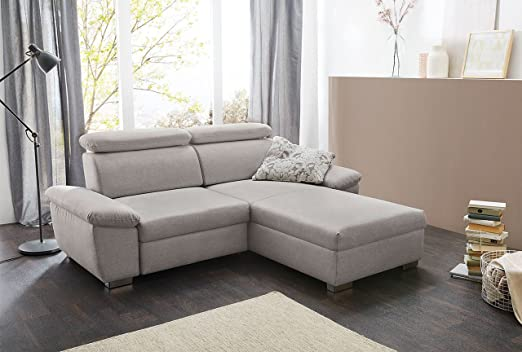 Lifestyle4living Funktionssofa Kuschelsofa Sofa Couch Ottomane